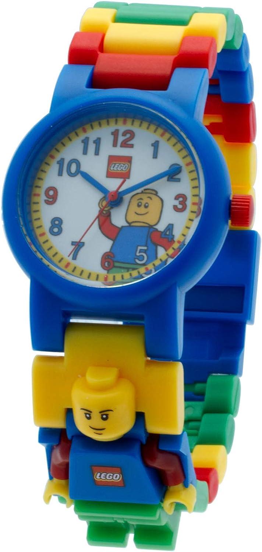 LEGO Classic 8020189 Orologio da polso componibile per bambini con cinturino a...