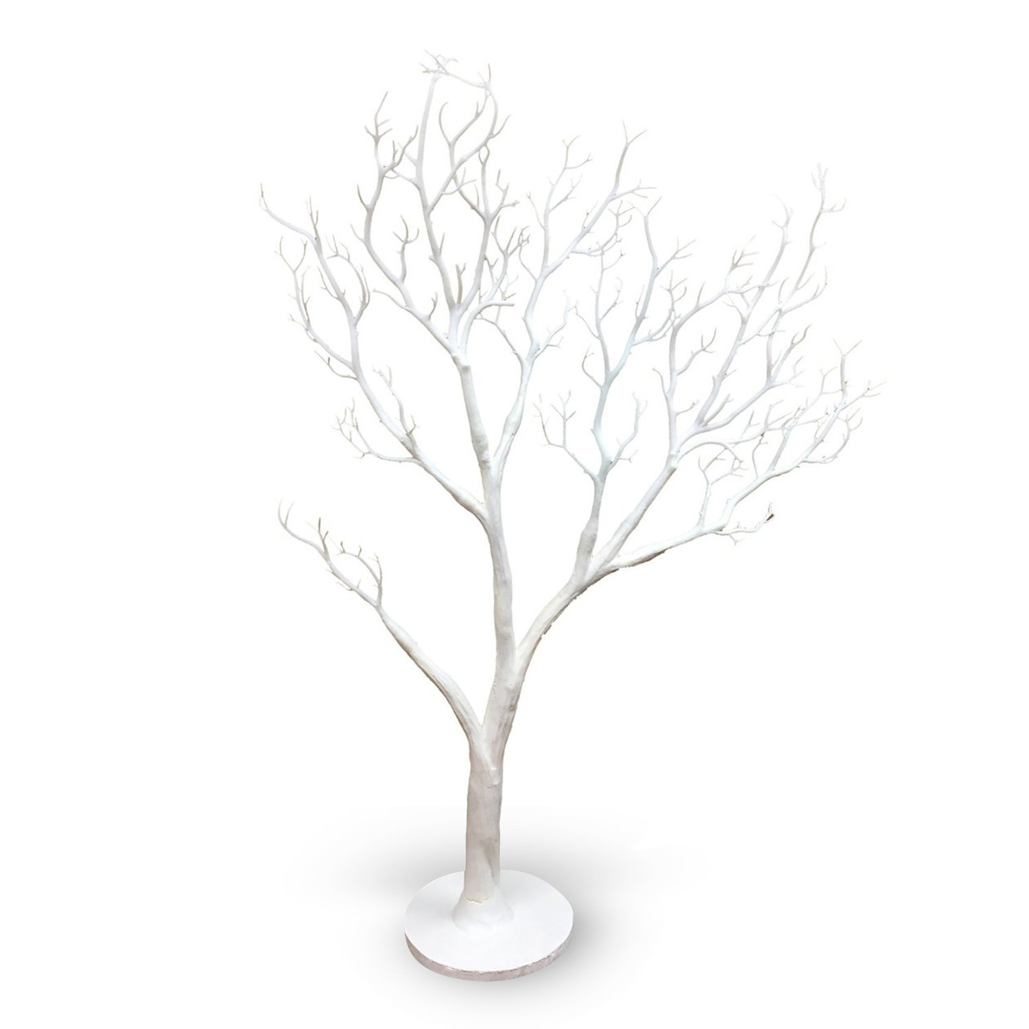 White Twig Tree for Holidays and Centerpieces - 39'' Inches Tall by 44LLC