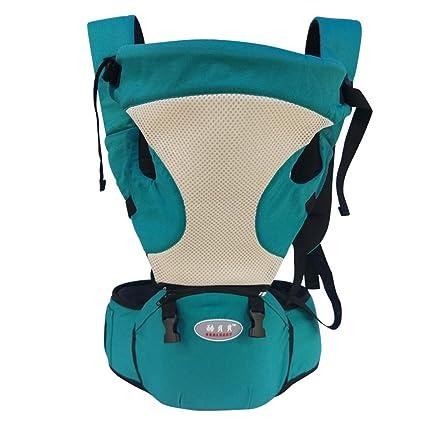 TINERS Portabebés multifunción con Asiento ergonómico Mochila ergonómica para bebés 0-36 Meses Four Seasons