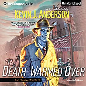 Death Warmed Over Audiobook