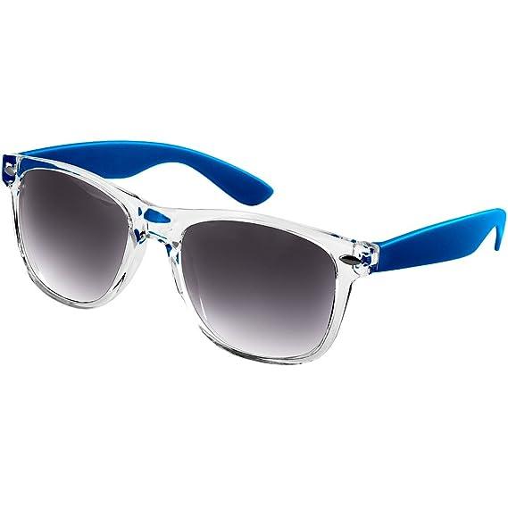 CASPAR Fashion - Occhiali da sole - Donna weiß / silber verspiegelt 6zpS1Ce