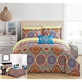 Free Shipping Vcny Home King Size Comforter Set In