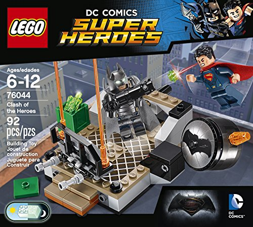 LEGO Super Heroes Clash of the Heroes 76044 at Gotham City Store