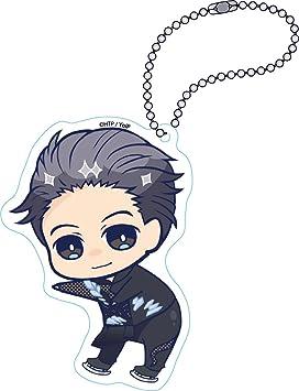 Oshikura imaen Yuri!!! en la ICE llavero imaen de acrilico ...