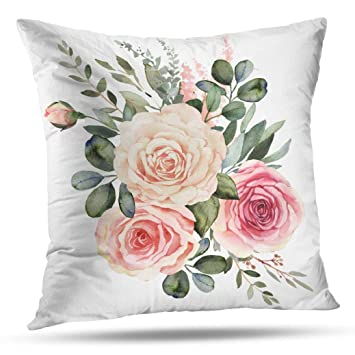 Amazon.com: Suesoso - Funda de almohada decorativa de ...