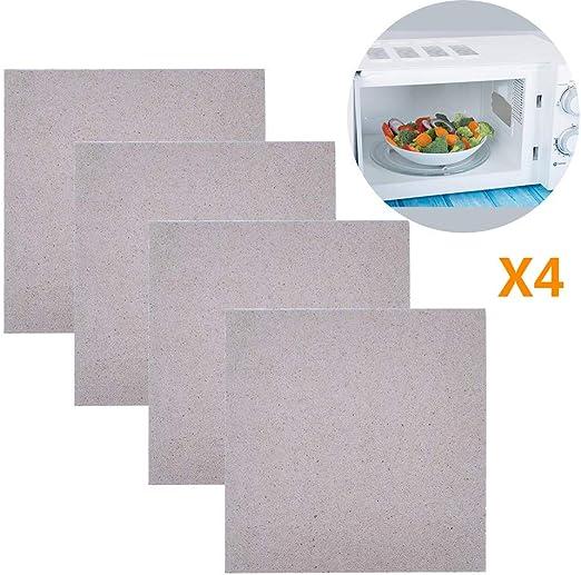 Impression Placa de Mica - 4X Salida de microondas Microondas 11 x ...