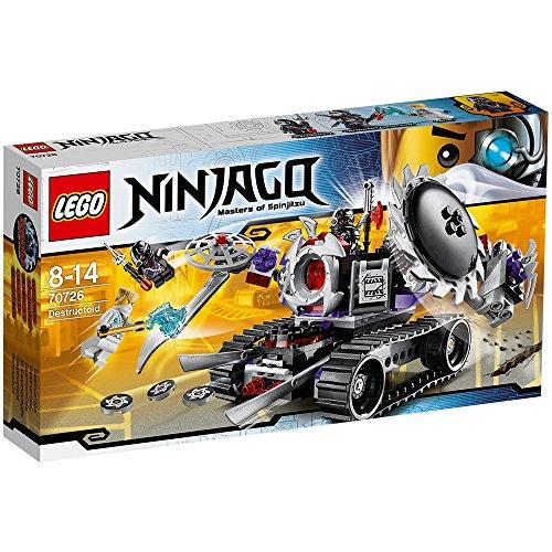 LEGO Ninjago Rebooted Set #70726 Destructoid