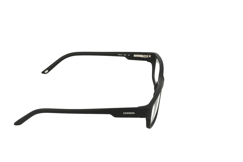 17bdb596f1 Carrera CA6183 Medium (Size-54) Matte Black QHC Unisex Eyeglasses   Amazon.in  Clothing   Accessories