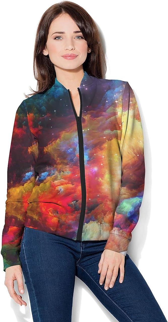 Colour Pleasure Sweatshirt Langarm Mehrfarbig