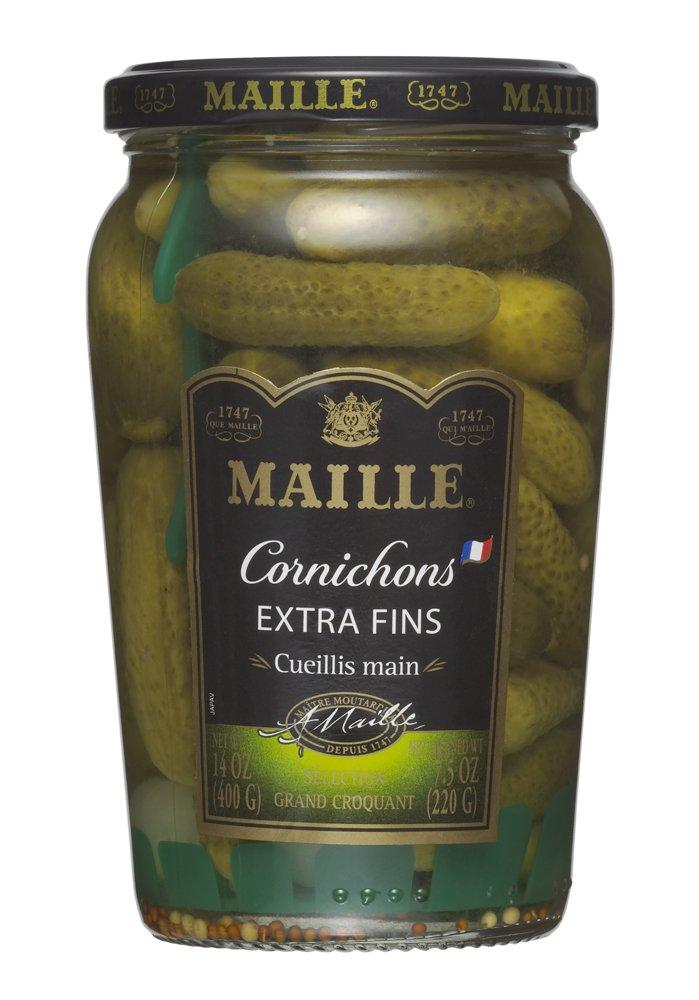 MAILLE (Maille) cornichon 220g