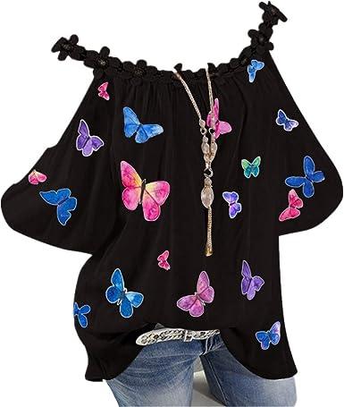 Mfasica Women Floral Print Crop Tops Trendly Short Sleeve Crew Neck T-Shirt