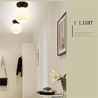 Moderne und einfache Deckenschmiedeeisen Toilette Garderobe ...