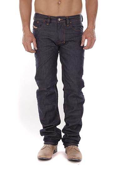 00fdb439 Diesel Larkee 0802A Men's Jeans (Blue, W29/L34): Amazon.co.uk: Clothing