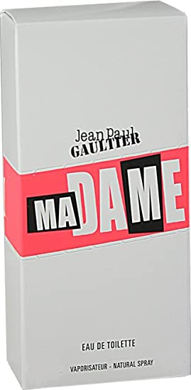 Jean Paul Gaultier Madame Eau de Parfum Vaporizador - 75 ml: Amazon.es: Belleza