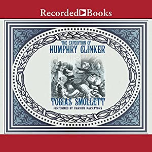 The Expedition of Humphry Clinker Audiobook