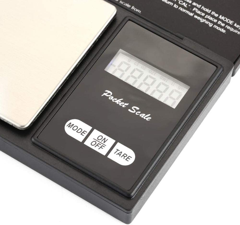 Multifunctional Precision Scale 100G//0.01G Mini Pocket LCD Digital Scale Electronic Precise Jewelry Weighing Scale