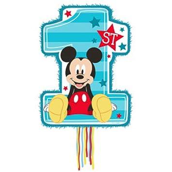 Amazon.com: Ya Otta Pinata - Piñata de Mickey Mouse para ...