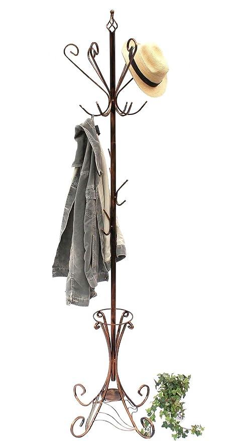 Attaccapanni Appendiabiti.Dandibo Appendiabiti Porta Ombrelli Art 156 Metallo 210 Cm