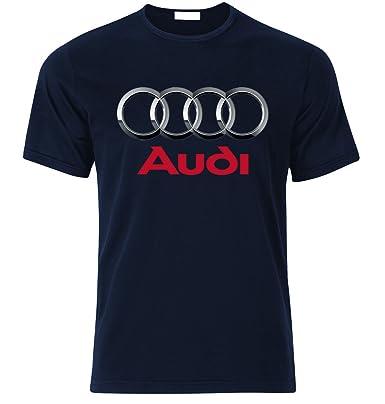 Fruit of the Loom Audi Sport S Line Quattro TT S3 S4 S5 S6 S8 RS R8 RS6 RS4  Fan T Shirt T-Shirt: Amazon.co.uk: Clothing