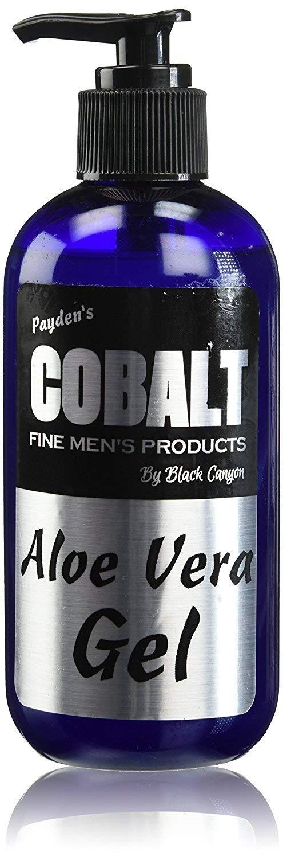 Payden's Cobalt Bay Rum Aloe Vera Gel for Men, 16 oz. by Payden's Cobalt