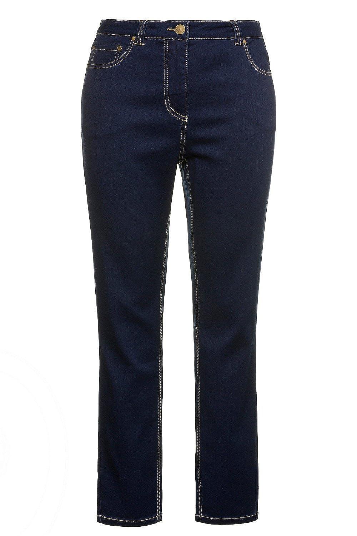 516409e483d Ulla Popken Women s Plus Size Body Form Stretch Skinny Jeans 714943 at  Amazon Women s Jeans store