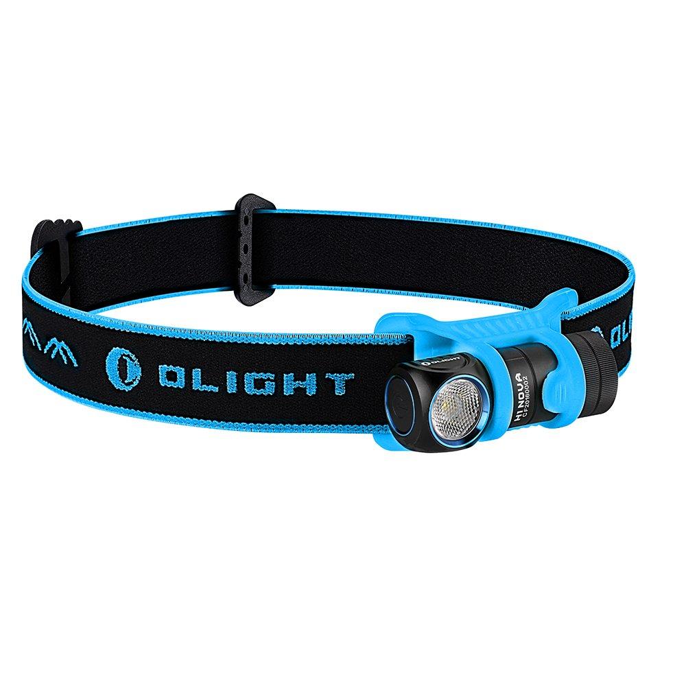 OLIGHT® H1 Nova Stirnlampe Taschenlampe Multi-Funktion-Lampe mit CREE XM-L2 NW LED - inkl. 1 x 16340 Batterie 1600mAh - universell und praktisch (neutralweiß)