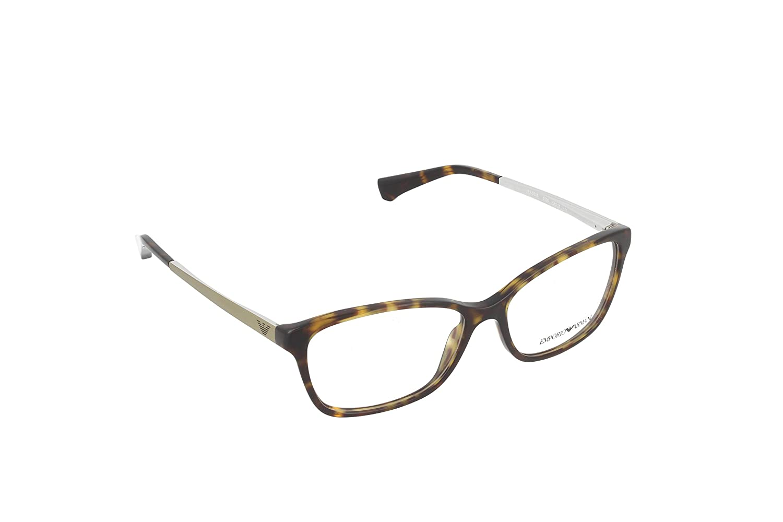 0fe5189569872 Óculos de Grau Emporio Armani EA3026 5026 Tartaruga Lentes Tam 54   Amazon.com.br  Amazon Moda