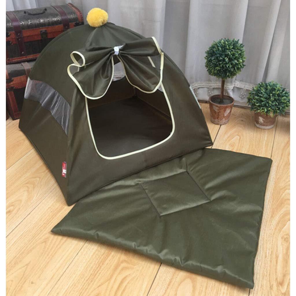 H JBP Max Dog Bed Cat Nest Pet Nest Pet Bed Fully Removable And Washable Pet Nest Pet Tent 40  40  37Cm Suitable For 3 Kg,E