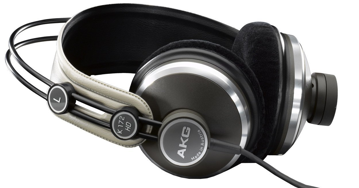AKG K172HD auricular - Auriculares (Arena, Circumaural, 3.5 mm (1/8