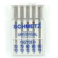 SCHMETZ AN6300.Mix Machine Needle Universal, 70-80-90
