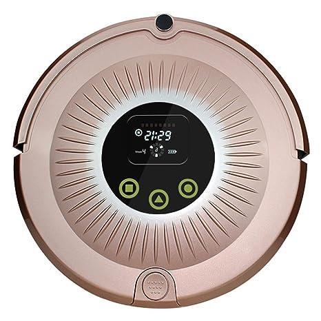 MIAO@LONG Robot Aspirador Casa Automático Limpiar Smart Mini Carga Automática Aspiradora Operación De Control