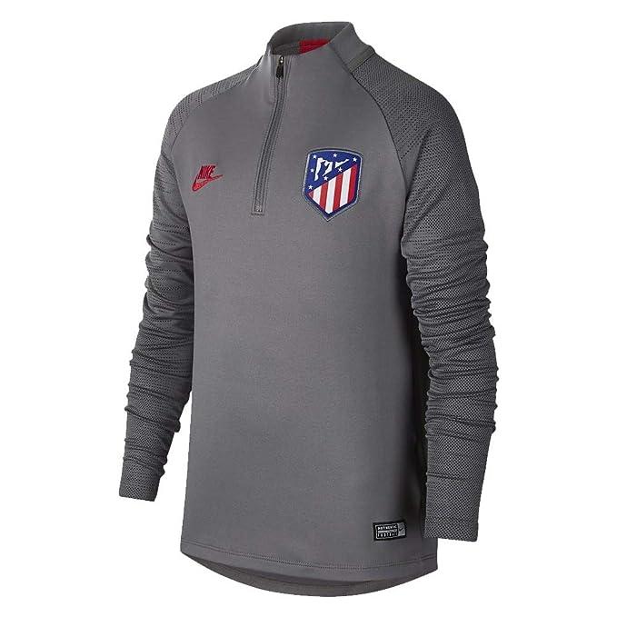 Nike Dri-fit Atlético de Madrid Strike Sudadera, Unisex Adulto ...