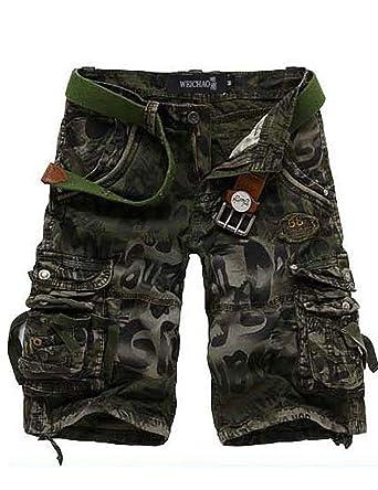 Battercake Pantalones De Los Hombres Sin Diseños Cintura ...