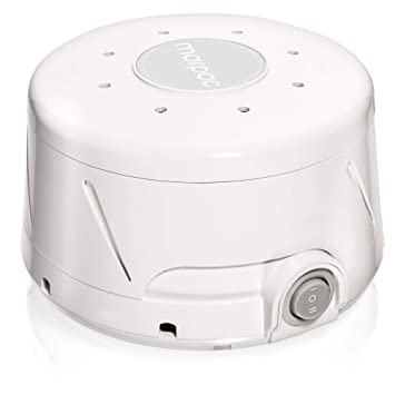 Marpac Dohm Classic (White) | The Original White Noise Machine | Soothing  Natural Sound from a Real