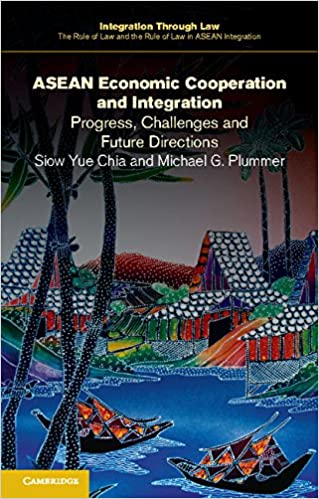 Google-Bücher zum Herunterladen herunterladen ASEAN Economic Cooperation and Integration: Progress, Challenges and Future Directions (Integration through Law:The Role of Law and the Rule of Law in ASEAN Integration) in German PDF PDB CHM
