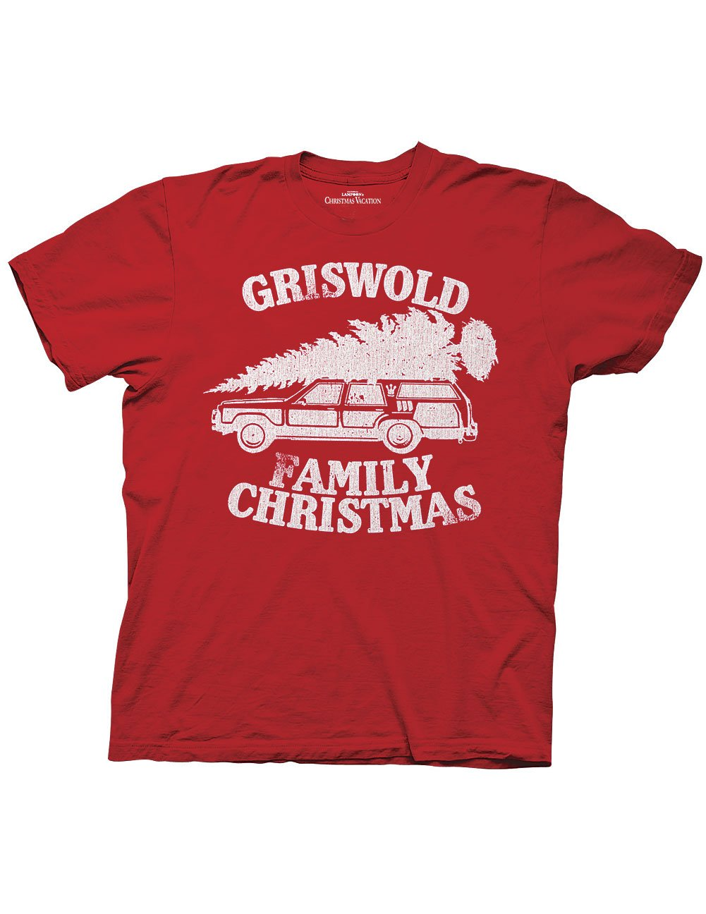 National Lampoons Griswold Family Christmas Vacation T-Shirt
