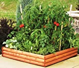 Greenes Raised Garden Bed 4'x4'x9""