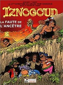 """Afficher """"Iznogoud n° 27<br /> La faute de l'ancêtre"""""""