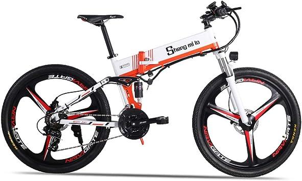 Shengmilo-M80 Bicicleta De Montaña Eléctrica, Bicicleta Eléctrica ...