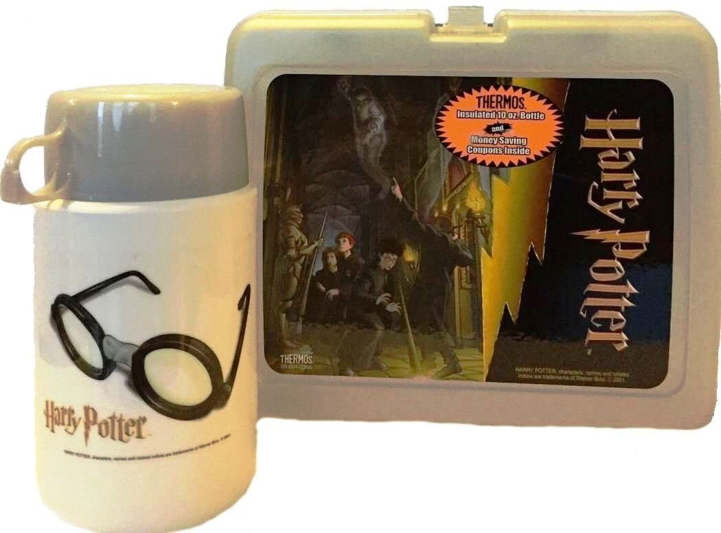 Amazon.com: Harry Potter Lunch Box by Thermos: Office Products