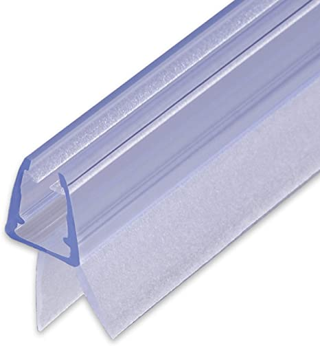 Sealis Junta para ducha de recambio de 100 cm - Junta impermeable ...