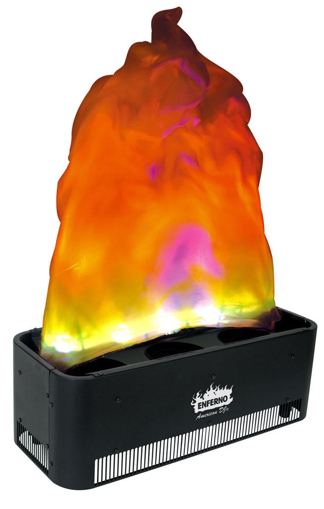 American Dj Enferno Large Flame Simulator