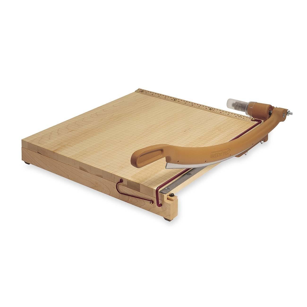 Swingline Paper Trimmer / Cutter, Guillotine, 24'' Cut Length, 15 Sheet Capacity, ClassicCut Ingento (1162)