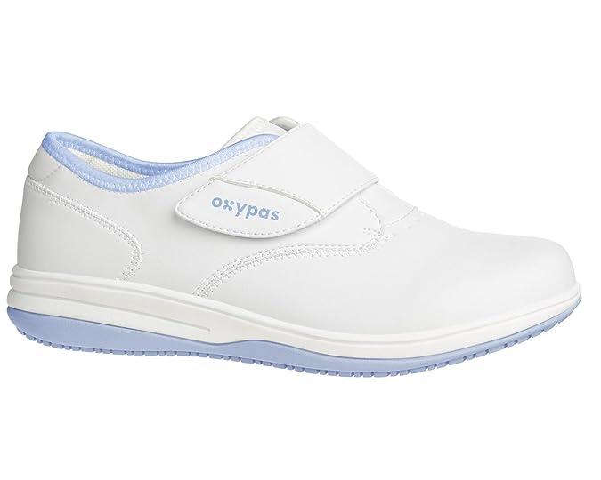 Oxypas, Damen Clogs & Pantoletten , blau - hellblau - Größe: 38 2/3 EU