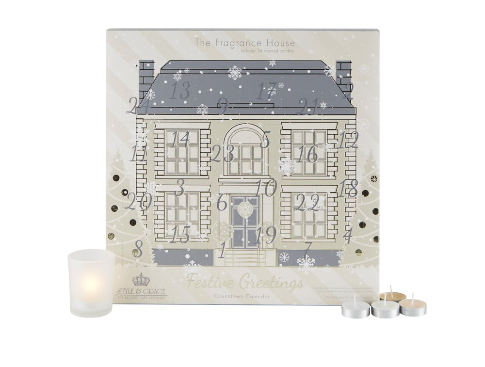 77f948f76 Style   Grace The Fragrance House Advent Calendar  Amazon.co.uk  Health    Personal Care