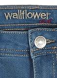WallFlower Girl's Skinny Soft Strech Jeans, Light
