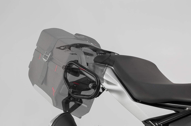 Ganzj/ährig SW-MoTech Motorrad Satteltaschen f/ür Motorrad Taschen SysBag 10 Heck-//Satteltasche 10 Liter f/ür SLC rechts schwarz Multipurpose Nylon Unisex