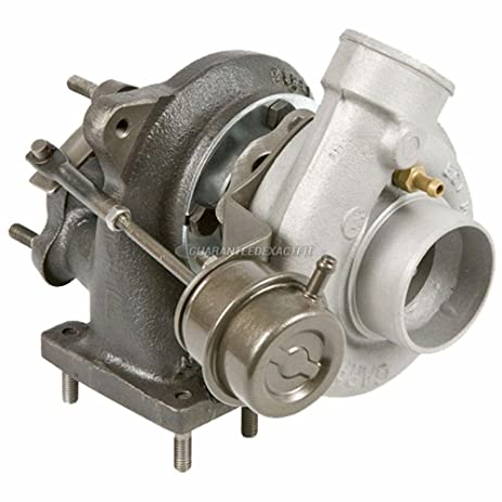 Remanufactured Genuine OEM Turbo Turbocharger For Saab 9000 - BuyAutoParts 40-30202R Remanufactured