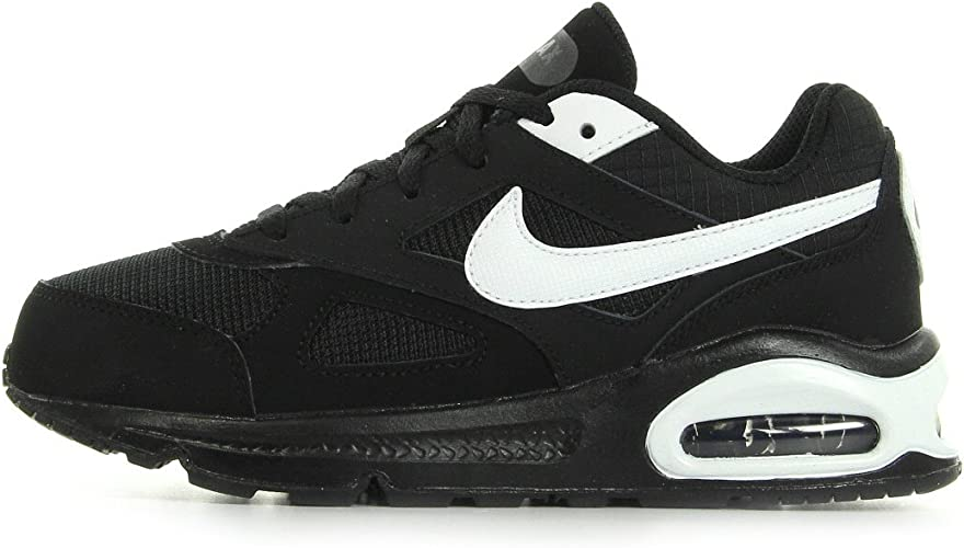 nike air max taille 39.5 noire et rose