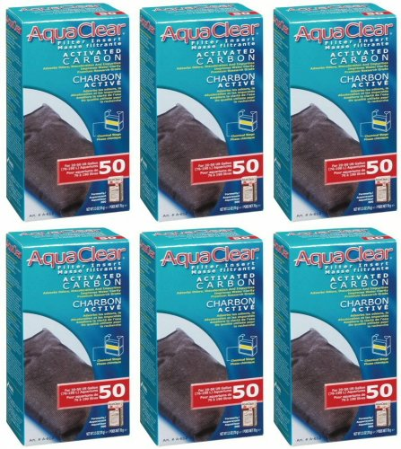 Aquaclear 50 Activated Carbon - 8